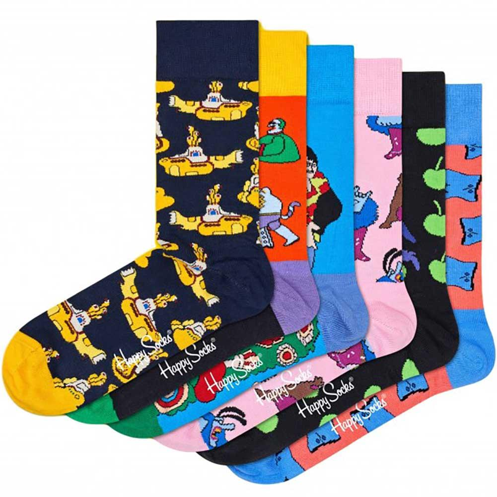 calcetines de the beatles