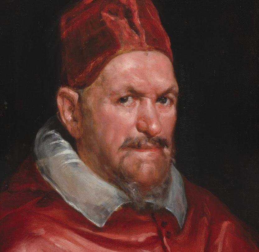 Papa Inocencio X | Diego Velázquez