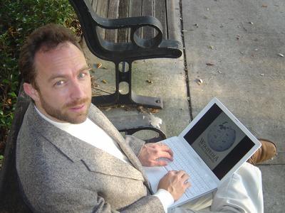 Jimmy Wales en 2004