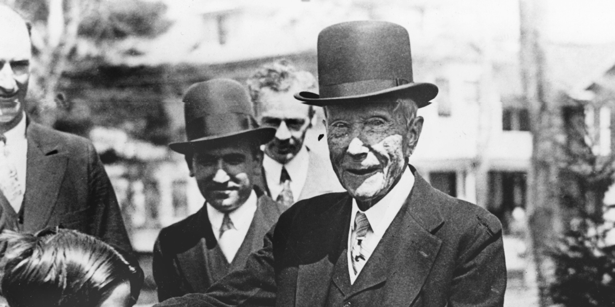 john d rockefellers strategy The richest man in history reveals his simple wealth  who better to have said this than american business tycoon john d rockefeller  this strategy is a .
