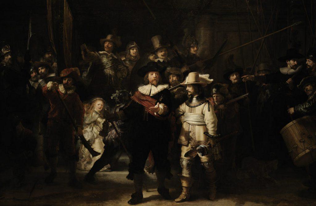 La ronda de noche | Rembrandt Harmensz van Rijn