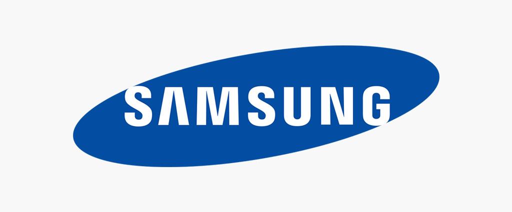 Logo de Samsung desde 1993