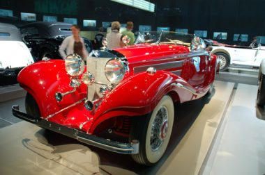 Mercedes-Benz 500 K-Spezial-Roadster