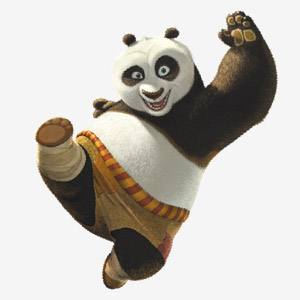 Po personaje principal de Kung Fu Panda