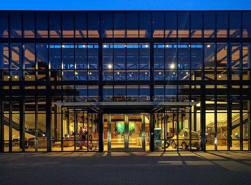 Edificio de Steve Jobs en Pixar Studios