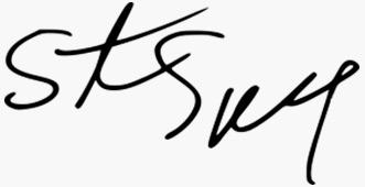 Firma de Steven Spielberg