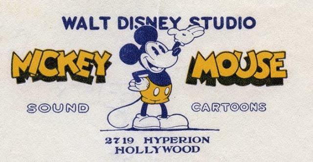 Logo de Disney con Mickey