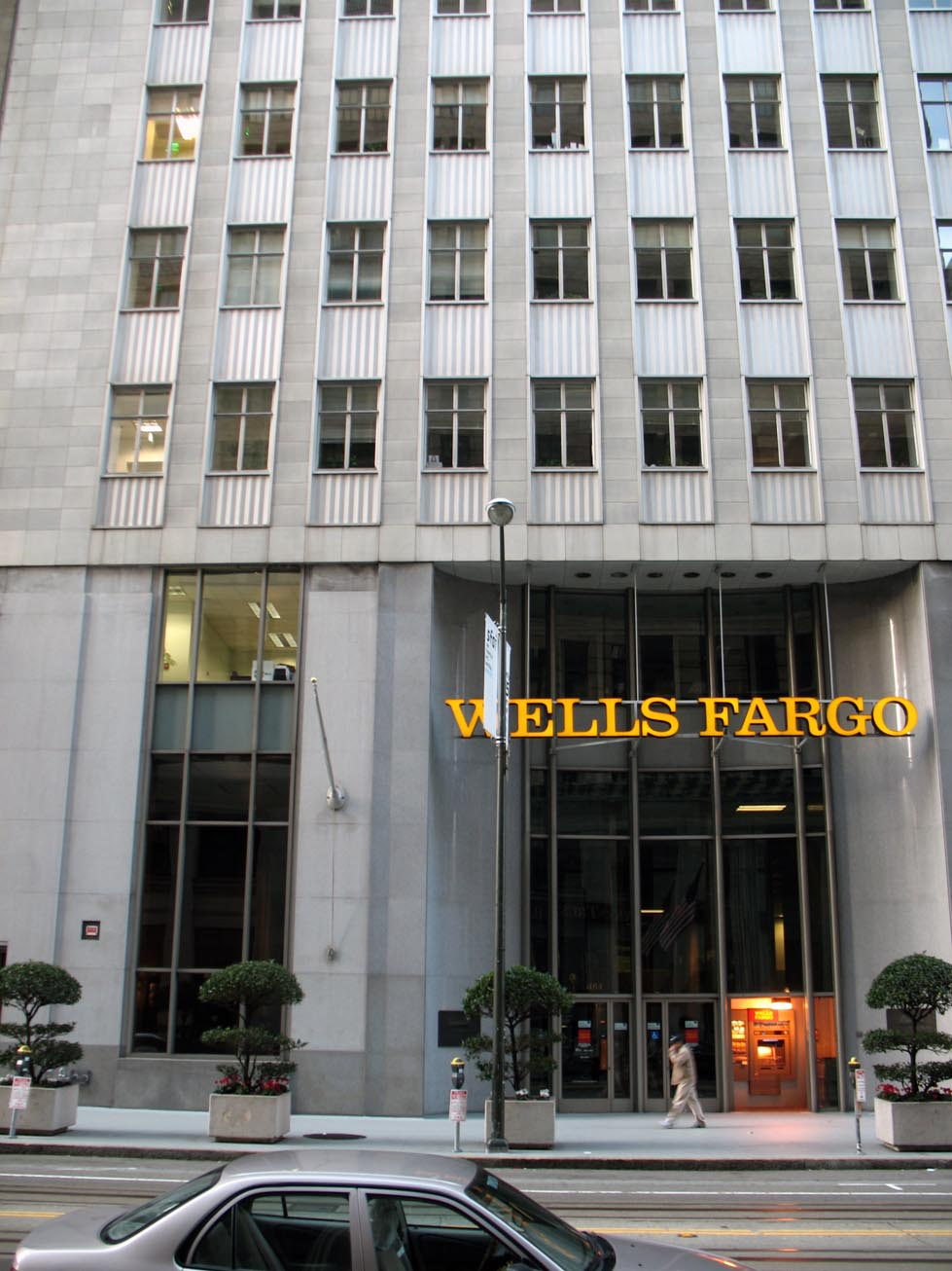 Sede de Wells Fargo en Los Angeles