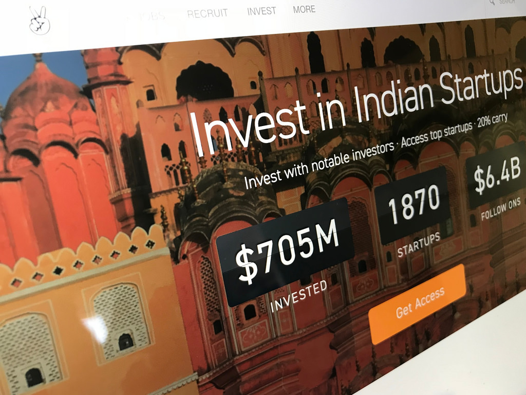 AngelList Syndicates en India