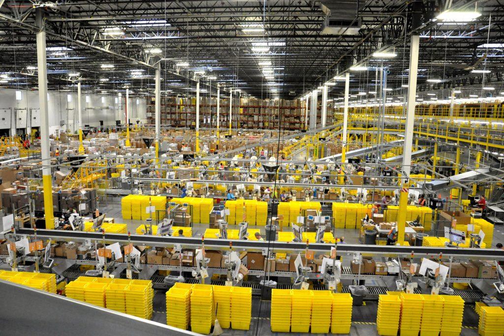 Fulfillment de Amazon para tiendas online