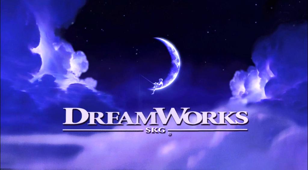 Logo de DreamWorks en los 90s