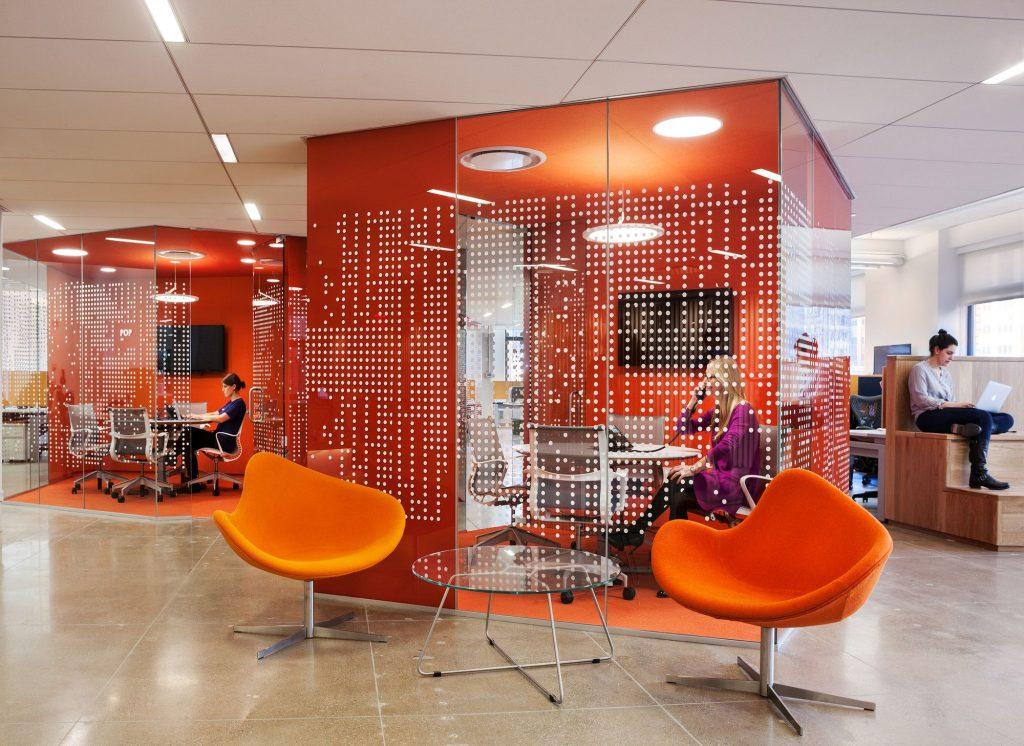 Oficinas de Pandora en Nueva York
