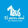 Diseño de logo para El Perro Azul