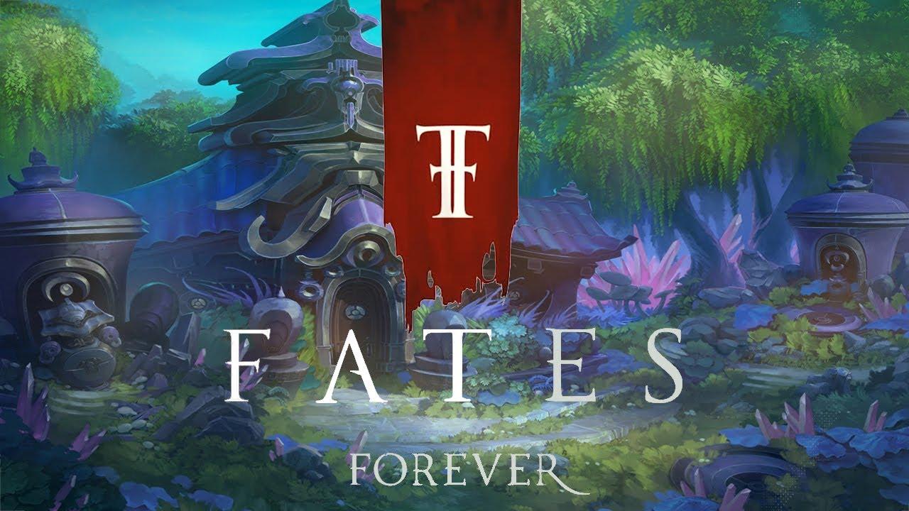 Gráfico de Fates Forever