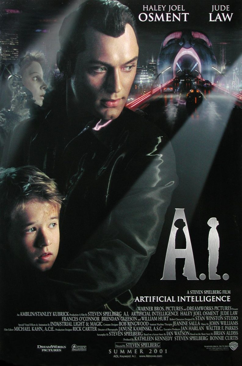 Cartel de Inteligencia Artificial