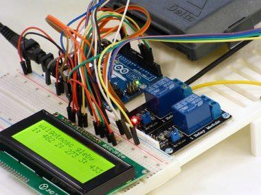 Circuito integrado de Arduino