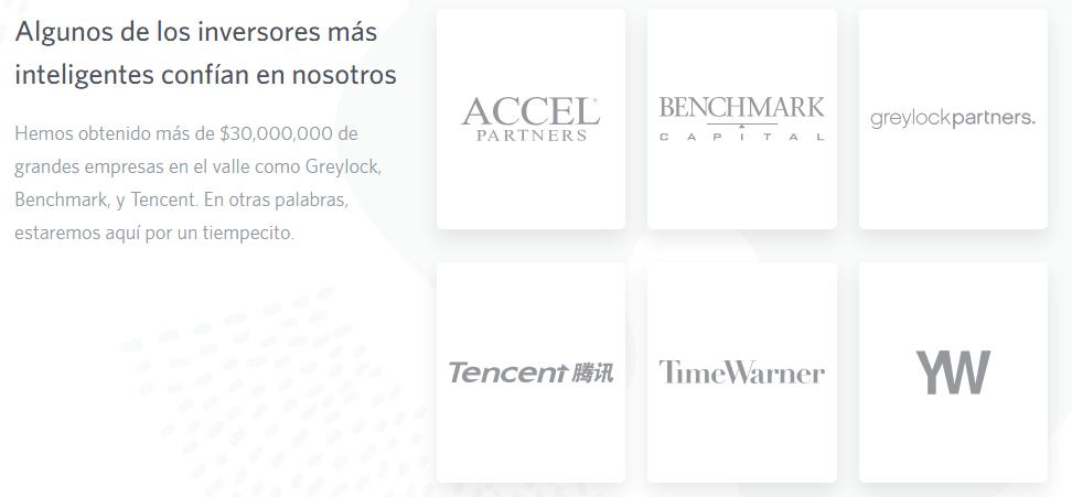 Inversores de Discord