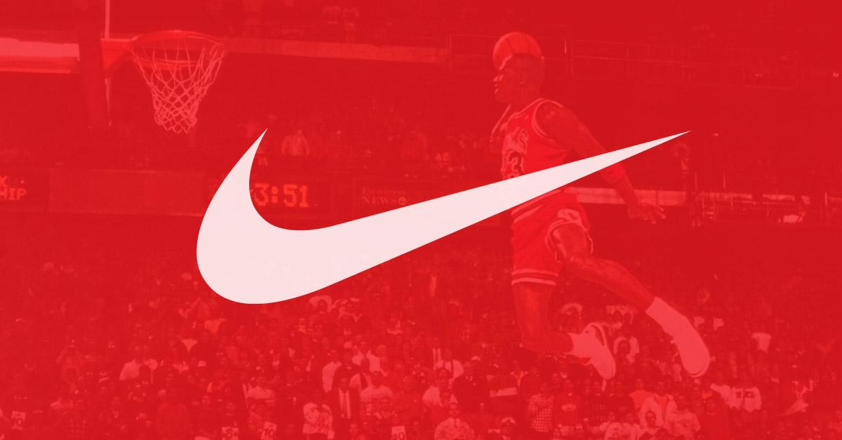 Dedicación Abuelo Frase  Nike, la historia de una de las marcas más famosas del mundo | Tentulogo