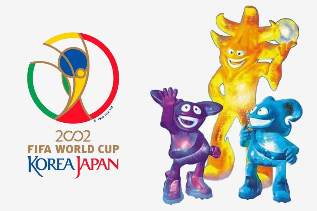 Logo y mascota del Mundial de fútbol
