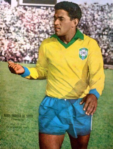 Manuel Francisco Garrincha dos Santos