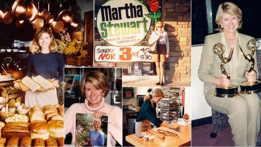 Martha Stewart éxito en el hogar