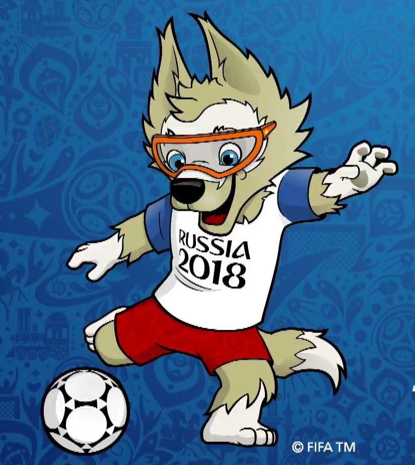 Mascota Mundial Rusia 2018