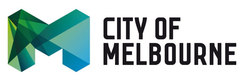 logo de la ciudad de Melbourne