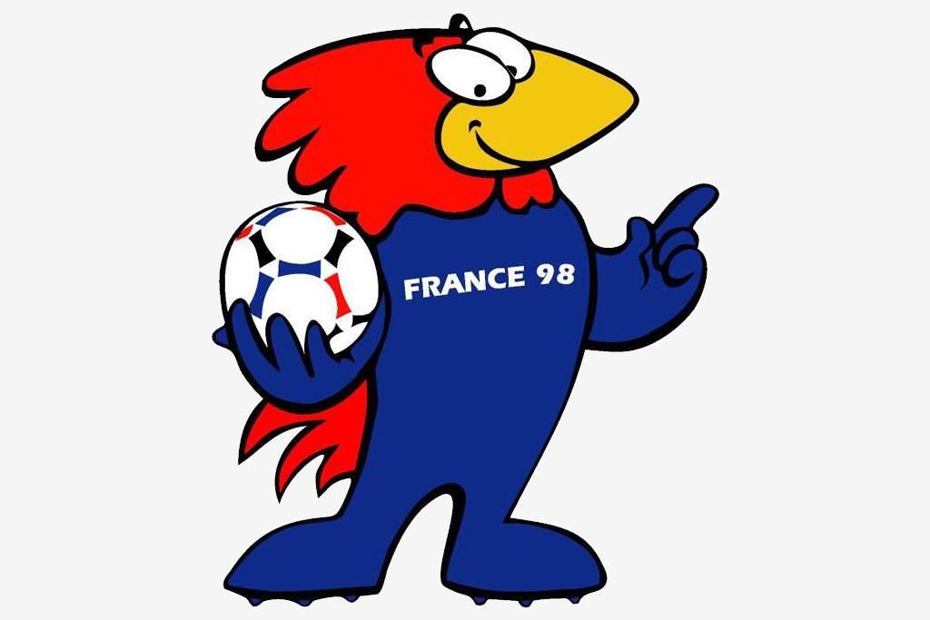 Footix Francia 98