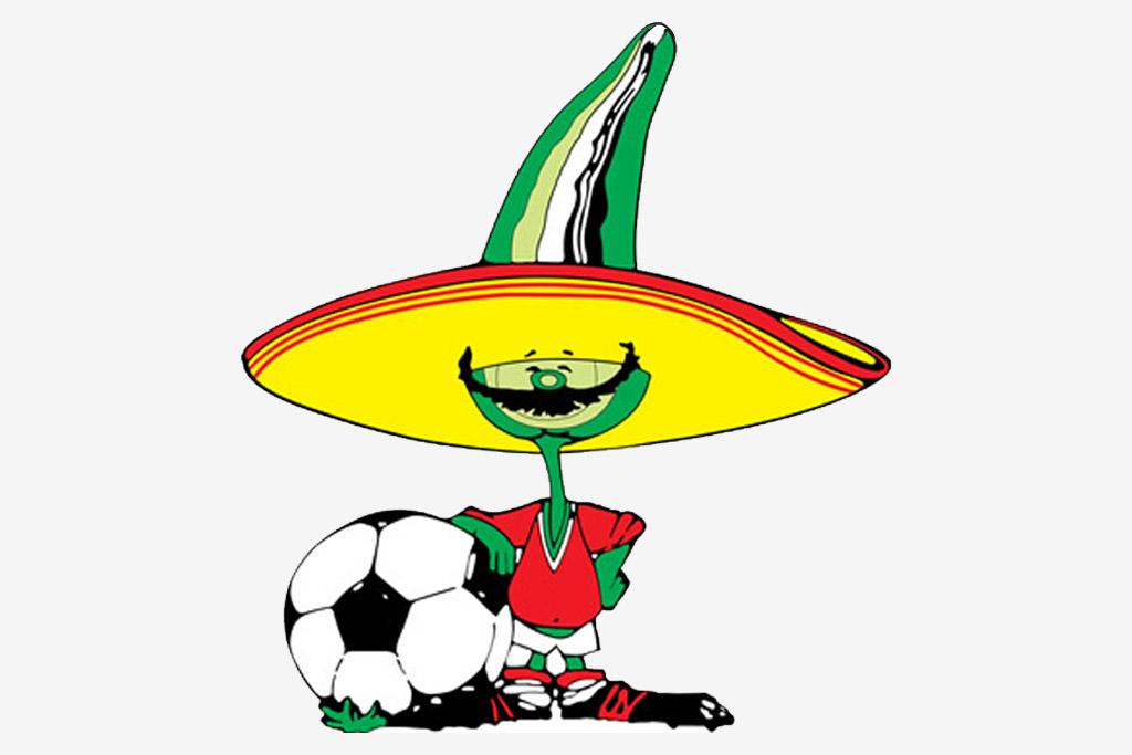 Pique mascota 1986