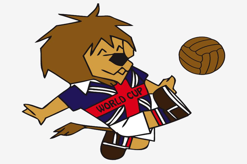 Mascota World Cup Willie 1966