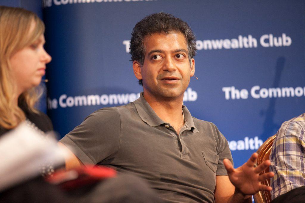 Naval Ravikant cofundador de AngelList