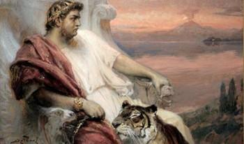 Nerón: Tirano y extravagante emperador Romano | Vía: inzn.ru