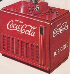 1939 MASTER ELECTRIC Cooler | Coca Cola