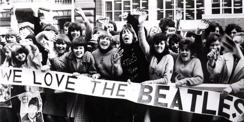 fanaticada de the beatles