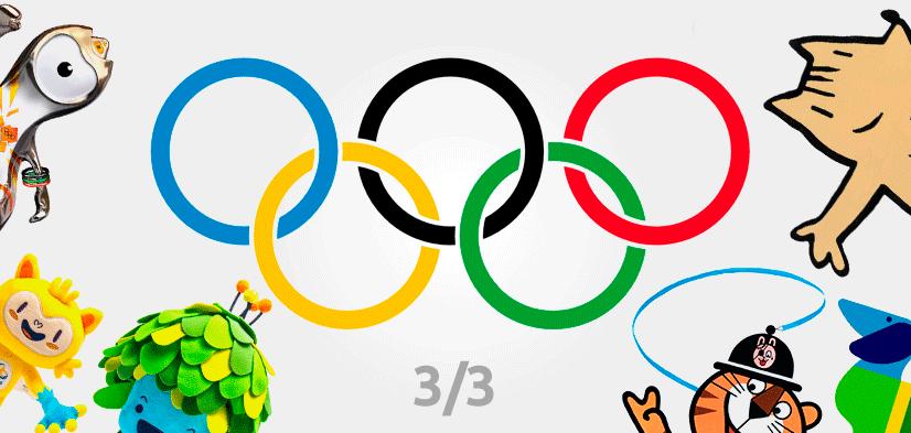 Juegos Olimpicos Galeria De Logos Emblemas Y Mascotas Olimpicas