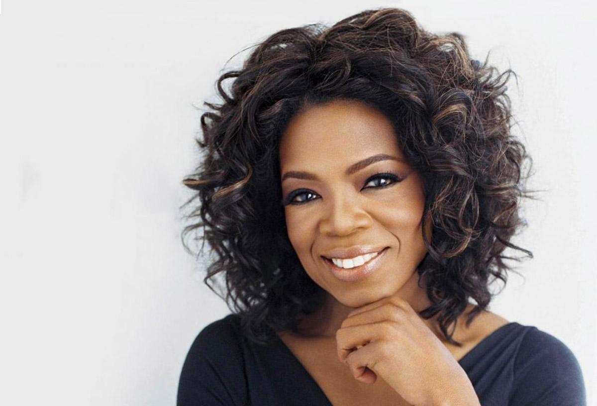 Resultado de imagen de historia de oprah winfrey