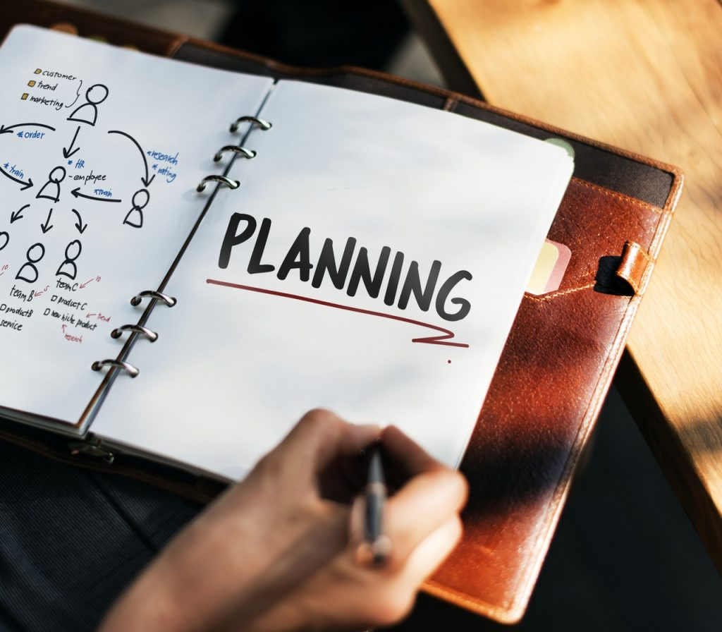 Planifica tu idea