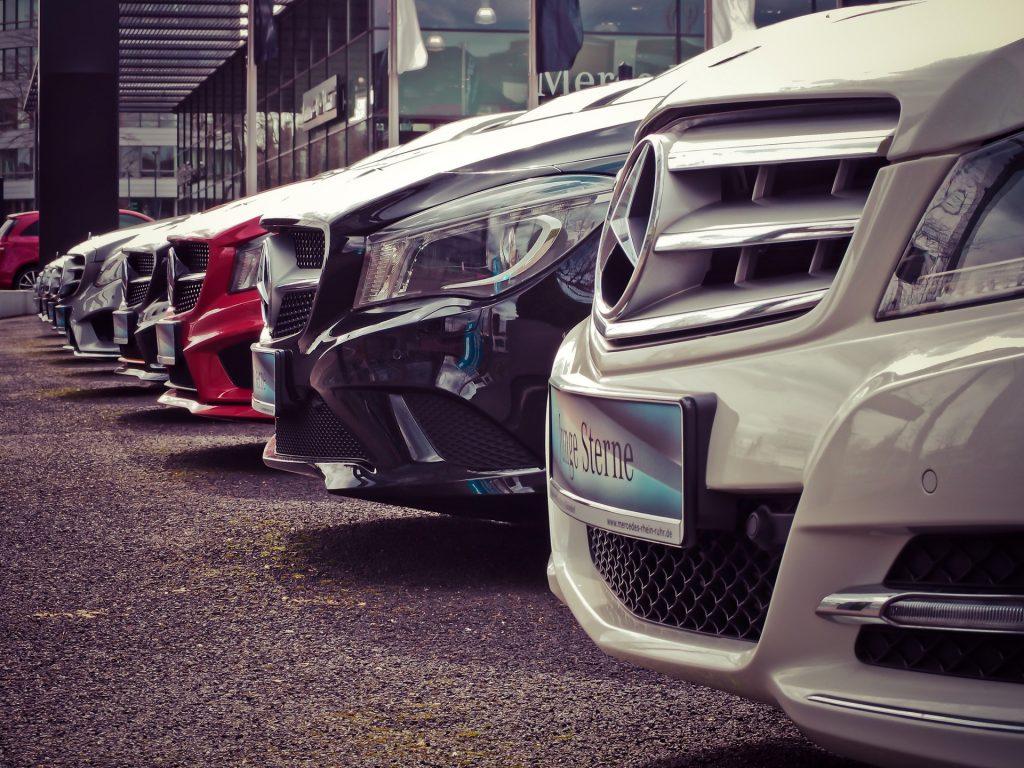 Modelos de lujo de Mercedes-Benz