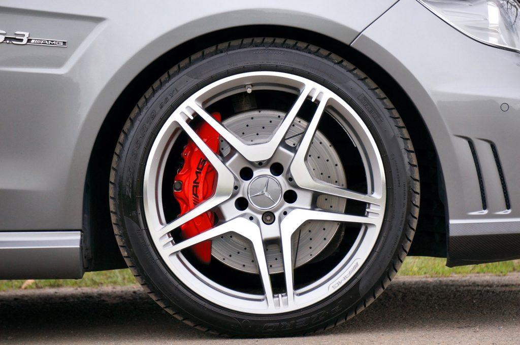 Yanta de Mercedes-Benz