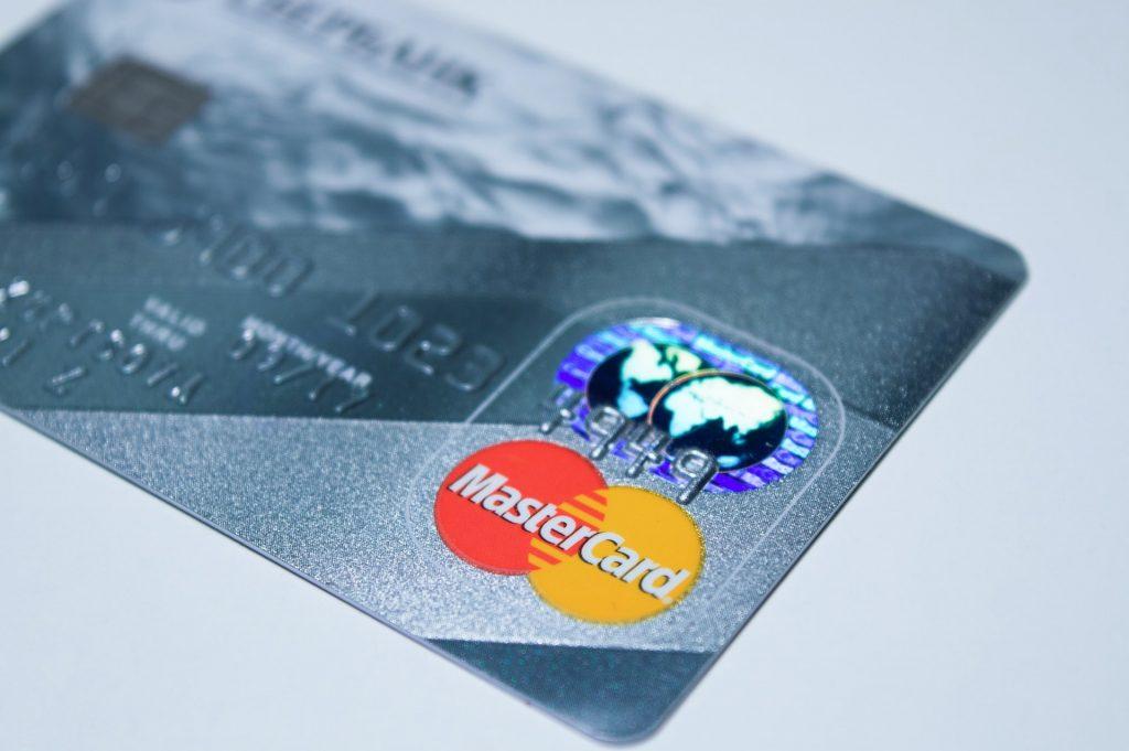 Mastercard tarjeta