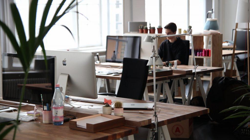 Oficinas para coworking