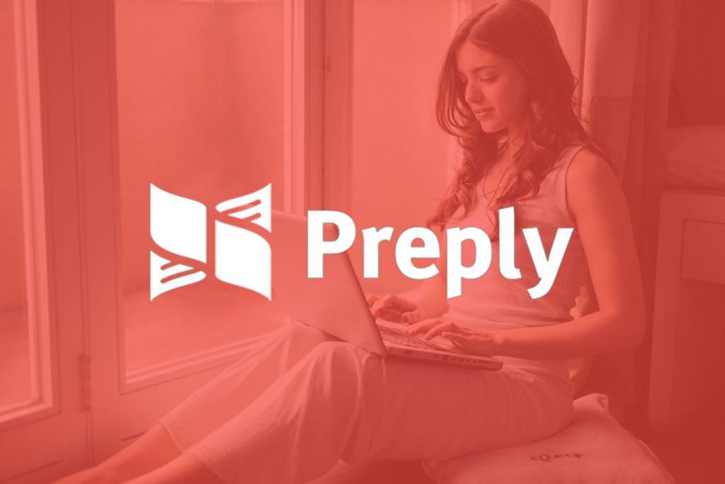 Logo de Preply