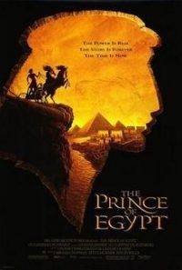 Póster de El Príncipe de Egipto