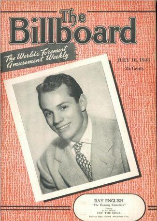 Billboard en 1943