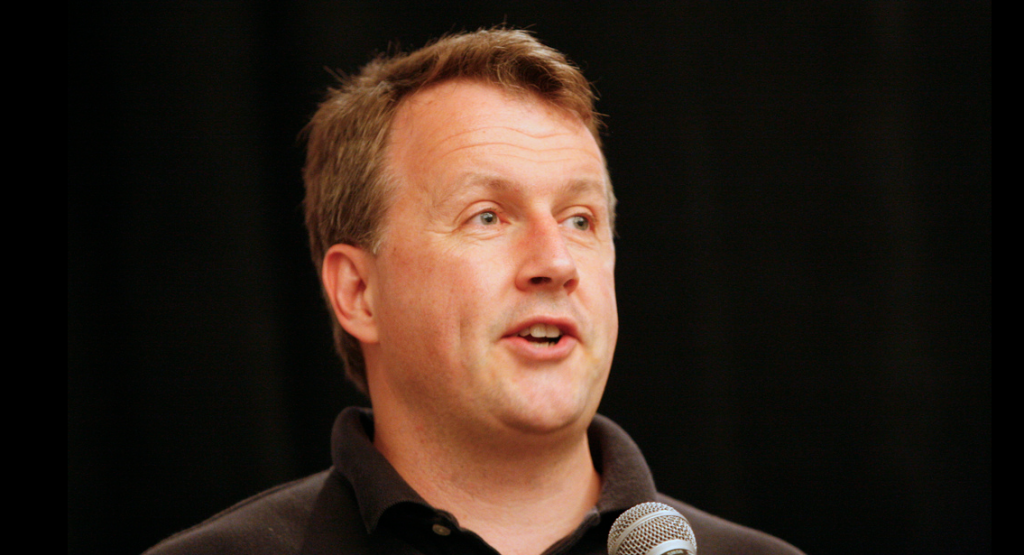 Paul Graham fundador de Y Combinator