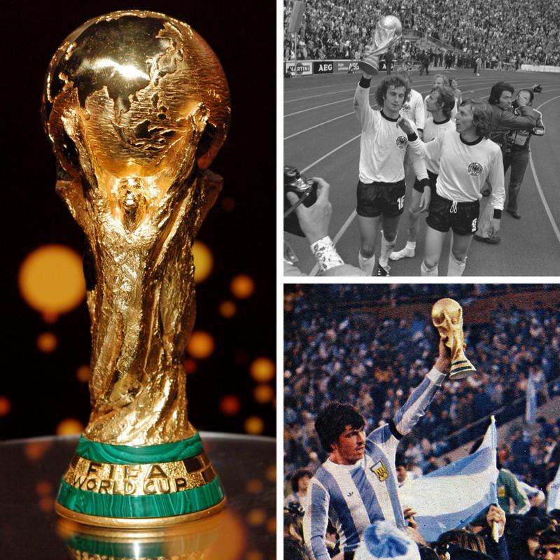 Trofeo de la Copa Mundial de Fútbol