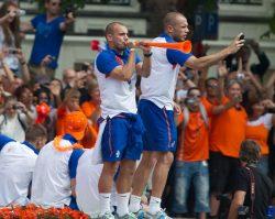 Wesley Sneijder en 2010